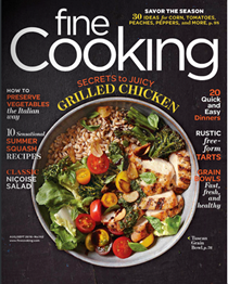 Fine Cooking Magazine, Aug/Sep 2016
