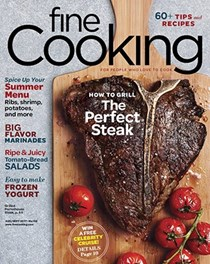 Fine Cooking Magazine, Aug/Sep 2017