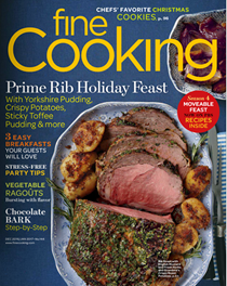 Fine Cooking Magazine, Dec 2016/Jan 2017