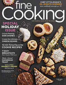 Fine Cooking Magazine, Dec 2018/Jan 2019: Special Holiday Issue