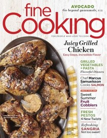 Fine Cooking Magazine, Jun/Jul 2017