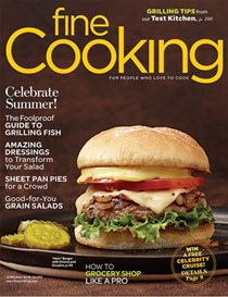 Fine Cooking Magazine, Jun/Jul 2018