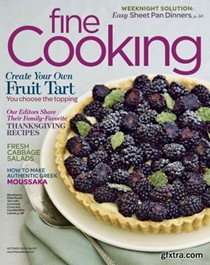Fine Cooking Magazine, Oct/Nov 2015