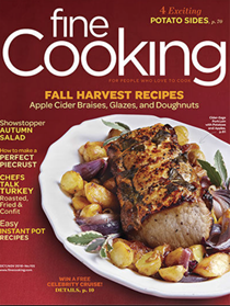 Fine Cooking Magazine, Oct/Nov 2018