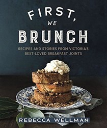 First, we Brunch cookbook cover