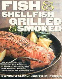 Fish & Shellfish, Grilled & Smoked (1 Volume Set)