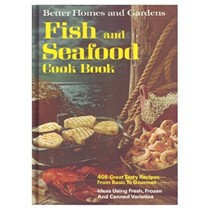 Fish And Seafood Cook Book (Better Homes and Gardens)