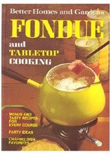 Fondue and Tabletop Cooking