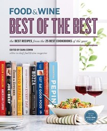 Food & Wine Best of the Best, Volume 15 (2012): Best Recipes from the 25 Best Cookbooks of the Year