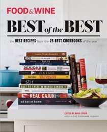 Food & Wine Best of the Best, Volume 17 (2014): The Best Recipes from the 25 Best Cookbooks of the Year