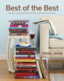 Food & Wine Best of the Best, Volume 11 (2008): The Best Recipes from the 25 Best Cookbooks of the Year