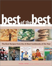 Food & Wine Best of the Best, Volume 5 (2002): The Best Recipes from the 25 Best Cookbooks of the Year