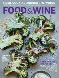 Food & Wine Magazine, February 2016
