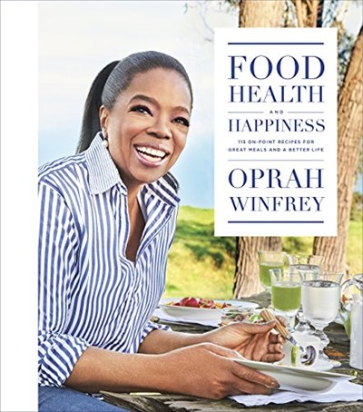 Oprah's cookbook