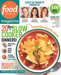 Food Network Magazine, April 2014