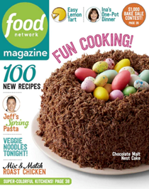 Food Network Magazine, April 2017