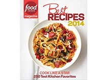 Food Network Magazine BEST RECIPES 2014