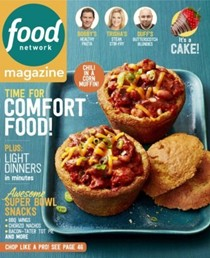 Food Network Magazine, Jan/Feb 2016