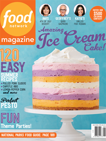 Food Network Magazine, Jul/Aug 2017
