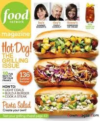 Food Network Magazine, June 2011: The Grilling Issue