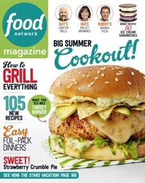 Food Network Magazine, June 2016