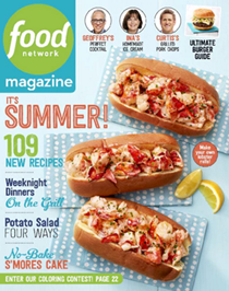 Food Network Magazine, June 2017
