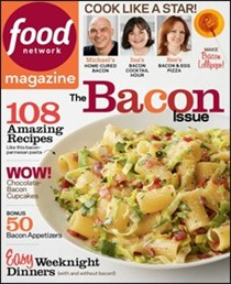 Food Network Magazine, March 2014: The Bacon Issue