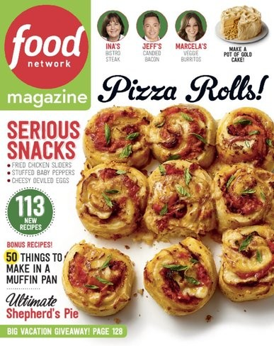 Food Network Magazine March 2016 Eat Your Books