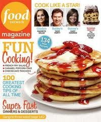 Food Network Magazine, May 2011