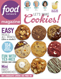 Food Network Magazine, May 2018