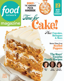 Food Network Magazine, May 2021