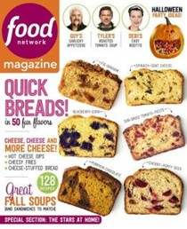 Food Network Magazine, October 2014