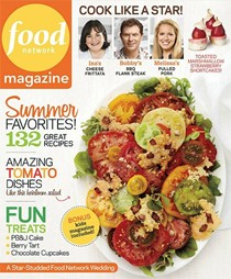 Food Network Magazine, September 2012