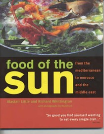 Food of the Sun: From the Mediterranean to Morocco and the Middle East
