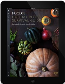 Food52 Holiday Recipe & Survival Guide app