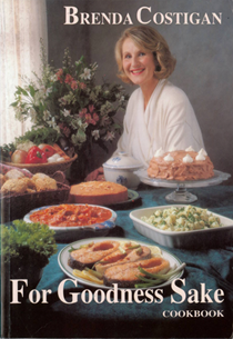 For Goodness Sake Cookbook