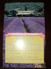 French Country Kitchen: An evocation of the food, people, and countryside of Southern France