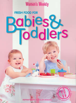 Fresh Food for Babies & Toddlers