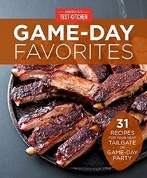 Game-Day Favorites: 31 Recipes for Your Next Tailgate or Game-Day Party