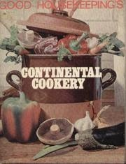 Good Housekeeping's Continental Cookery
