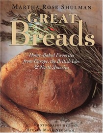 Great Breads: Home-Baked Favorites from Europe, the British Isles & North America