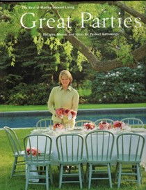 Great Parties: Recipes, menus, and ideas for perfect gatherings