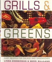 Grills & Greens: Easy Recipes for Salads and Sandwiches