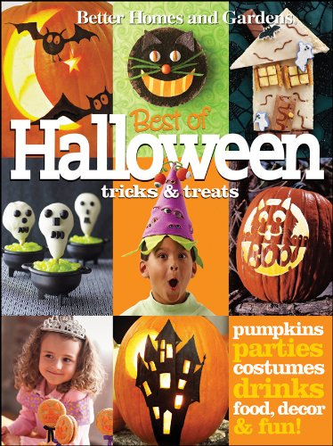 Halloween Tricks and Treats: (Better Homes and Gardens)