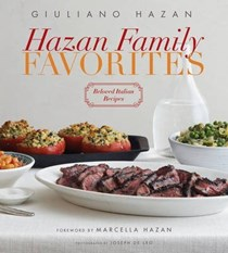 Hazan Family Favorites: Beloved Italian Recipes