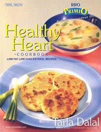 Healthy Heart Cookbook: Low Fat Low Cholesterol Recipes