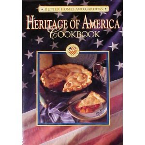 Heritage of America Cook Book
