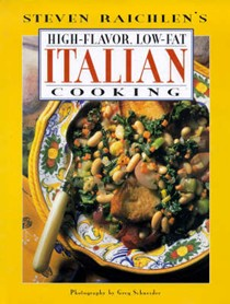 High-Flavor Low-Fat Italian Cooking