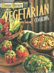 Home Library Vegetarian Cooking