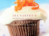 Ina Garten's Barefoot Contessa Sweet Expressions: Recipe Note Cards